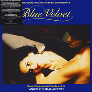 Angelo Badalamenti - OST Blue Velvet Black & Blue Colered Edition
