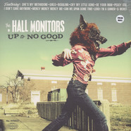 Hall Monitors - Up To No Good Colored Vinyl Edition