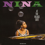 Nina Simone - At The Village Gate Purple Vinyl Edition