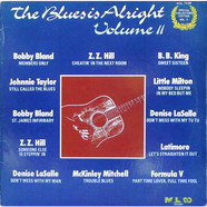 V.A. - The Blues Is Alright - Volume II
