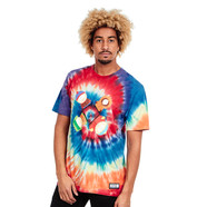 HUF x South Park - SP Trippy Tie Dye S/S Tee