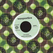 James Pants / Mayer Hawthorne - Green Eyed Love / Thin Moon Promo Pressing