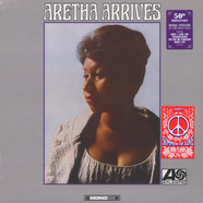 Aretha Franklin - Areatha Arrives Mono Edition