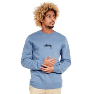 Stüssy - Stussy Stock Applique Crew Sweater