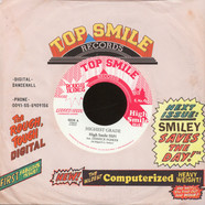 High Smile HiFi / Little Jordee (Digikal Youth) - Highest Grade Feat.Derrick Parker / Lyric Designer