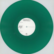 Rainforest Spiritual Enslavement - Fallen Leaves Green Vinyl Edition
