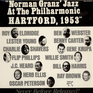 V.A. - Jazz At The Philharmonic Hartford 1953