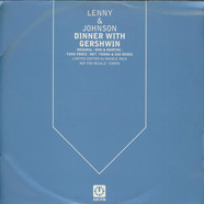 Lenny & Johnson - Dinner With Gershwin
