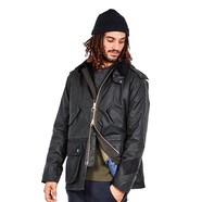Barbour x Wood Wood - Valby Wax Jacket