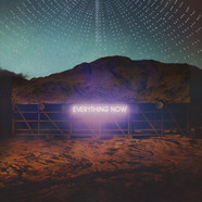 Arcade Fire - Everything Now (Night Version) Blue Vinyl Edition