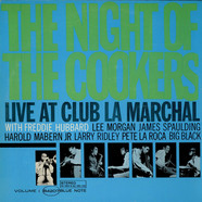 Freddie Hubbard - The Night Of The Cookers - Live At Club La Marchal Volume 1