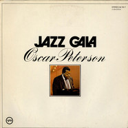 Oscar Peterson Trio, The - Jazz Gala