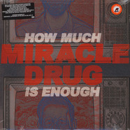 Miracle Drug - How Much Is Enough Blue Vinyl Edition