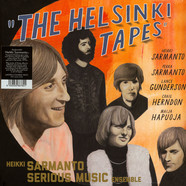 Heikki Sarmanto Serious Music Ensemble - The Helsinki Tapes Volume 2 Orange Vinyl Edition