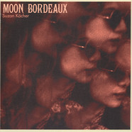 Suzan Köcher - Moon Bordeaux Grey Red Marbled Vinyl Edition