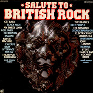 V.A. - Salute To British Rock