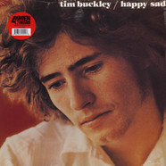 Tim Buckley - Happy Sad Red Vinyl Edition
