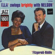 Ella Fitzgerald - Swings Brightly With Nelson