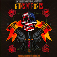Guns N' Roses - Welcome To Paradise City - The Legendary Ritz Broadcast Luminous Colored Vinyl Edition