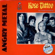 Rose Tattoo feat. Angry Anderson - Angry Metal