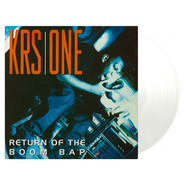 Krs One - Return Of The Boom Bap Colored Vinyl Edition