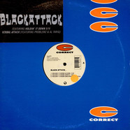 Black Attack - Holdin' It Down / Verbal Attack