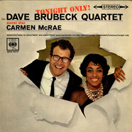 Dave Brubeck Quartet, The - Tonight Only!
