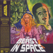 Marcello Giombini - OST The Beast In Space Green Vinyl Edition