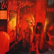 Wasp - Live ... In The Raw