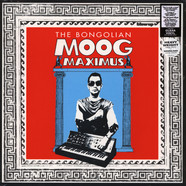Bongolian, The - Moog Maximus Clear Vinyl Edition