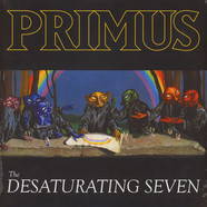 Primus - The Desaturating Seven Black Vinyl Edition