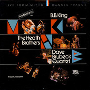 Pat Metheny / The Heath Brothers / The Dave Brubeck Quartet / B.B. King - Live In Concert