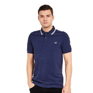 Fred Perry - Textured Collar Pique Shirt