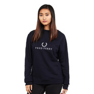 Fred Perry - Embroidered Sweatshirt