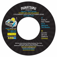 V.A. - Colombian Latin Funk & Cumbia Gems Volume Two