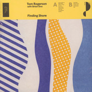 Tom Rogerson with Brian Eno - Finding Shore Black Vinyl Edition