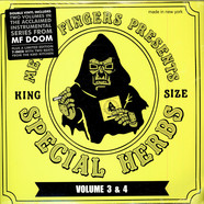 Metal Fingers - Special Herbs Volume 3 & 4
