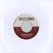 Myles Sanko - Forget Me Not / Promises