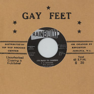 Lynn Taitt & The Jets / The Gaylads - It's Hard To Confess / I Need Your Loving