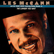Les McCann And His Magic Band - The Longer You Wait
