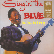 B.B. King - Singin' The Blues Gatefold Sleeve Edition