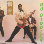 Bo Diddley - Bo Diddley Gatefold Sleeve Edition