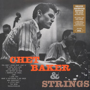 Chet Baker - With Strings Gatefold Sleeve Edition
