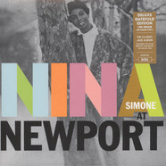 Nina Simone - Nina At Newport Gatefold Sleeve Edition