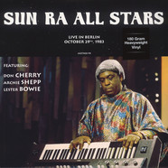 Sun Ra All Stars - Live in Berlin October 29th 1983