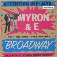 Myron And E With The Soul Investigators - Broadway