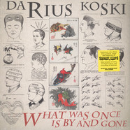 Darius Koski of Swingin Utters - What Was Once Is By And Gone