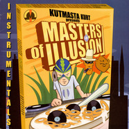 Kut Masta Kurt Presents Masters Of Illusion - Kut Masta Kurt Presents Masters Of Illusion - Instrumentals