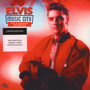 Elvis Presley - Music City - The'56 Nashville Recordings