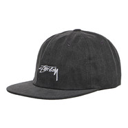 Stüssy - Washed Oxford Canvas Snapback Cap